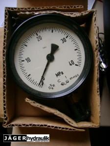 Orsta TGL 16373 - Manometer mit 100mm Durchmesser