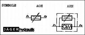 TGL 20718 Pneumatik Symbole