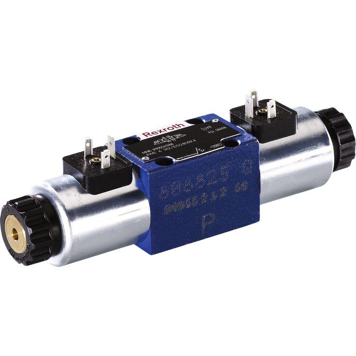 Bosch Rexroth Wegeventile magnetisch gesteuert