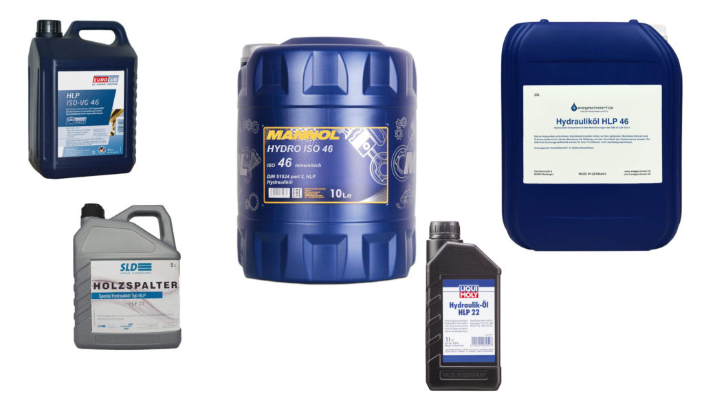 Hydrauliköl - H oder HLP 22, 46, 68 einfach erklärt (TGL)