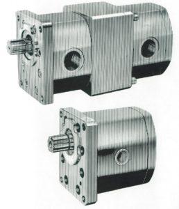 TGL 10859 - Orsta Hydraulik Zahnradpumpen mit einem oder mehreren Förderströmen
